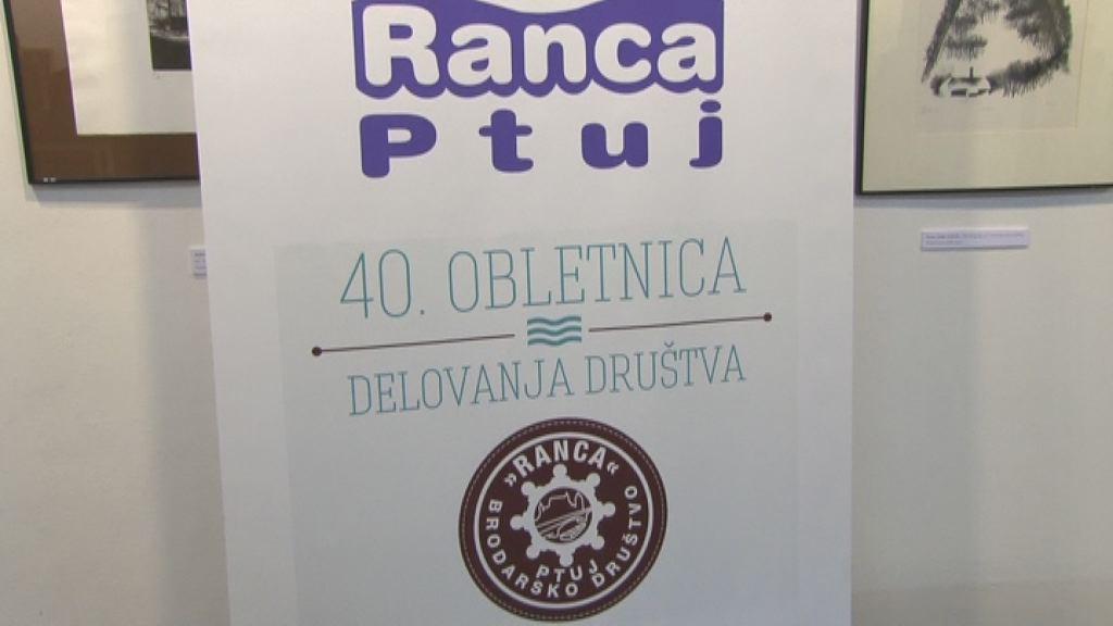40 let Brodarskega društva Ranca Ptuj