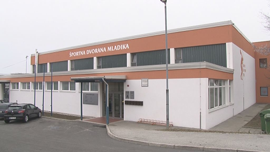 Sportna dvorana Mladika