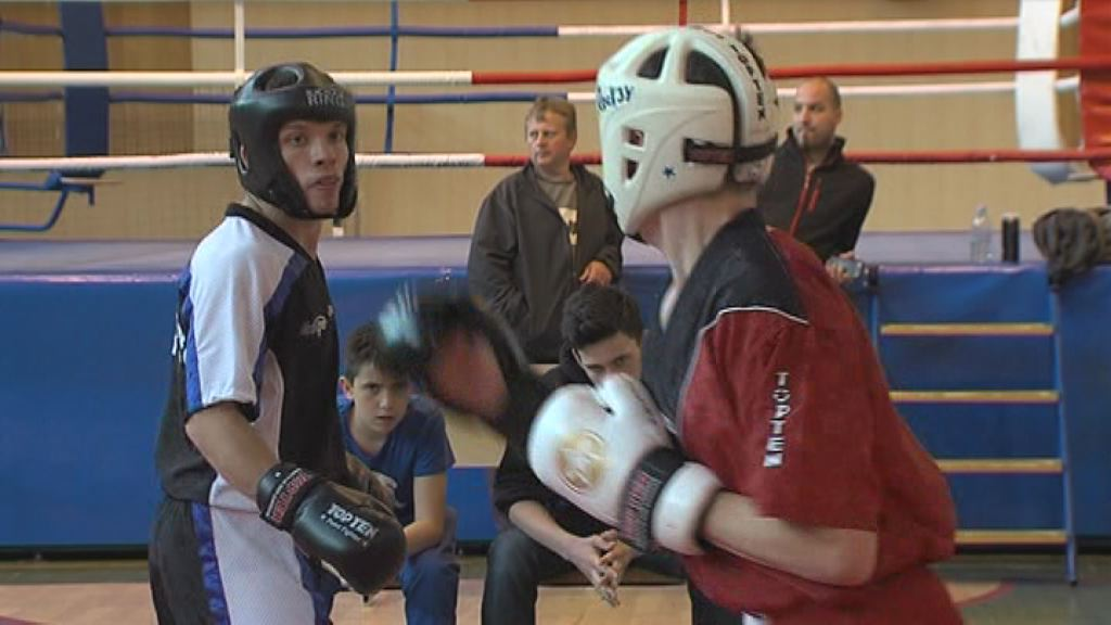 Tadej Valenko nastopil na svetovnem prvenstvu v point fightingu
