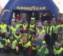 Projekt za varnost otrok GOODYEAR