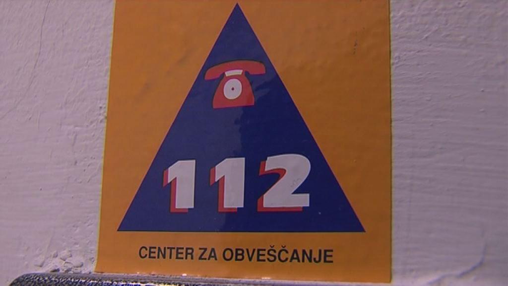 112 - klic v sili
