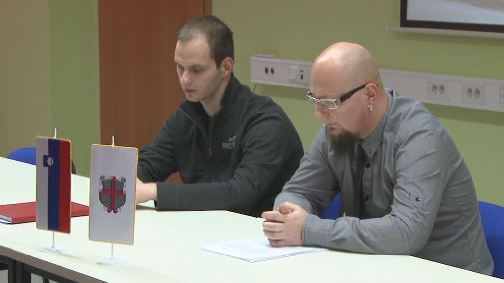 Novinarska konferenca PGD Ptuj