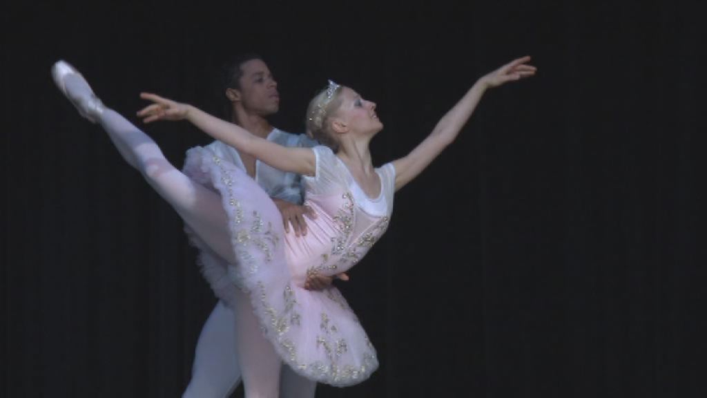 baletno glasbeni vecer