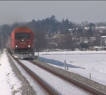 """Akcija """"Ustavite se! Vlak se ne more."""""""