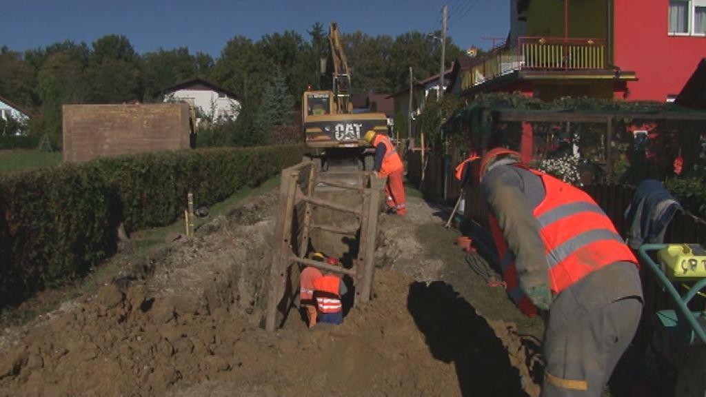 Dela na kanalizaciji