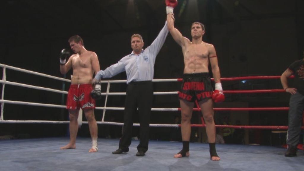 Muay Thai Gym Ptuj - prvaki mednarodne lige