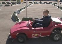 Otroci v vlogi voznikov – Jumicar