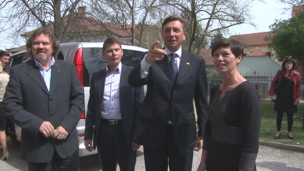 Borut Pahor na Ptuju