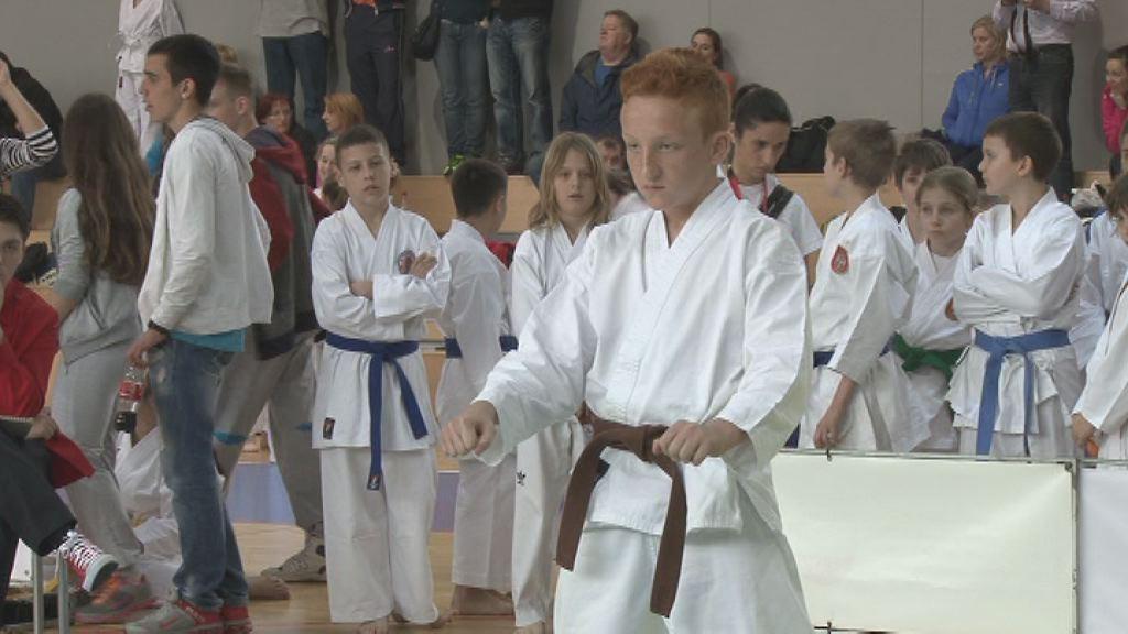 Karate v Podlehniku