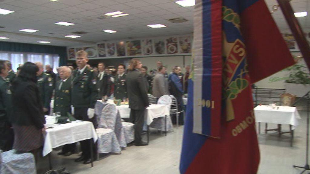 Veterani vojne za Slovenijo