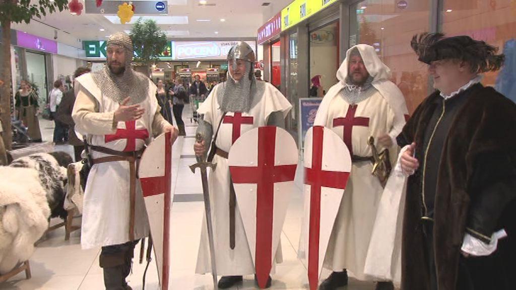 srednjeveska jurijeva trznica