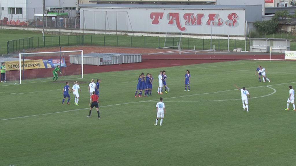 Nogomet Slovenija - Hrvaska