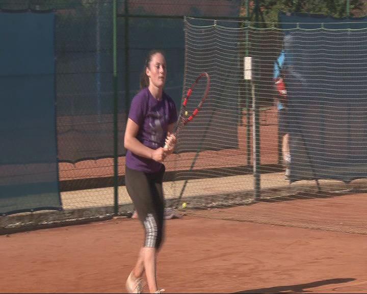 Lepi uspehi teniške igralke Tamare Zidanšek