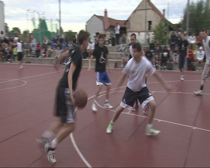 Košarkaški turnir trojk na Ptuju