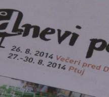 Festival Dnevi poezije in vina polnoleten