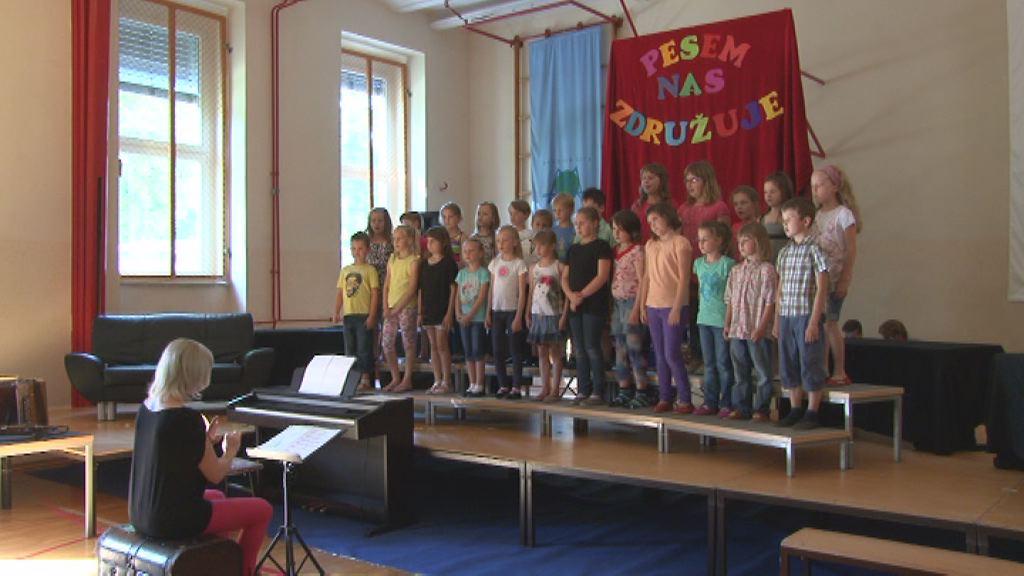 pevski zbori mladika