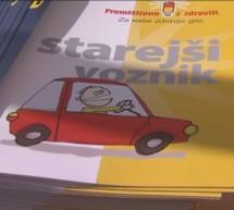 V torek izobraževanje starejših voznikov