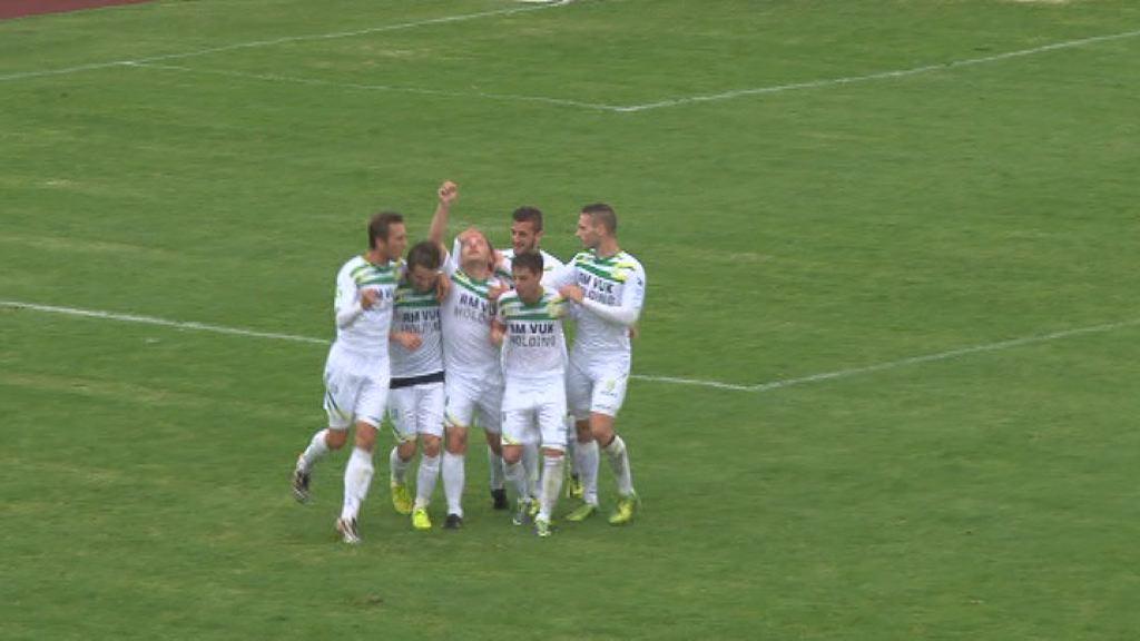 Nogomet Zavrc - Luka Koper