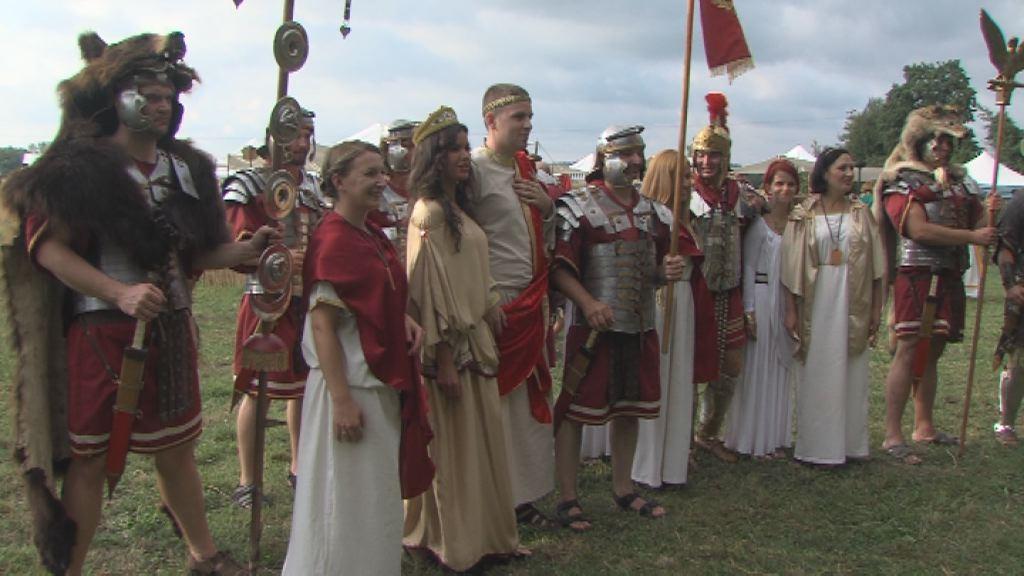 Pred VII Rimskimi igrami