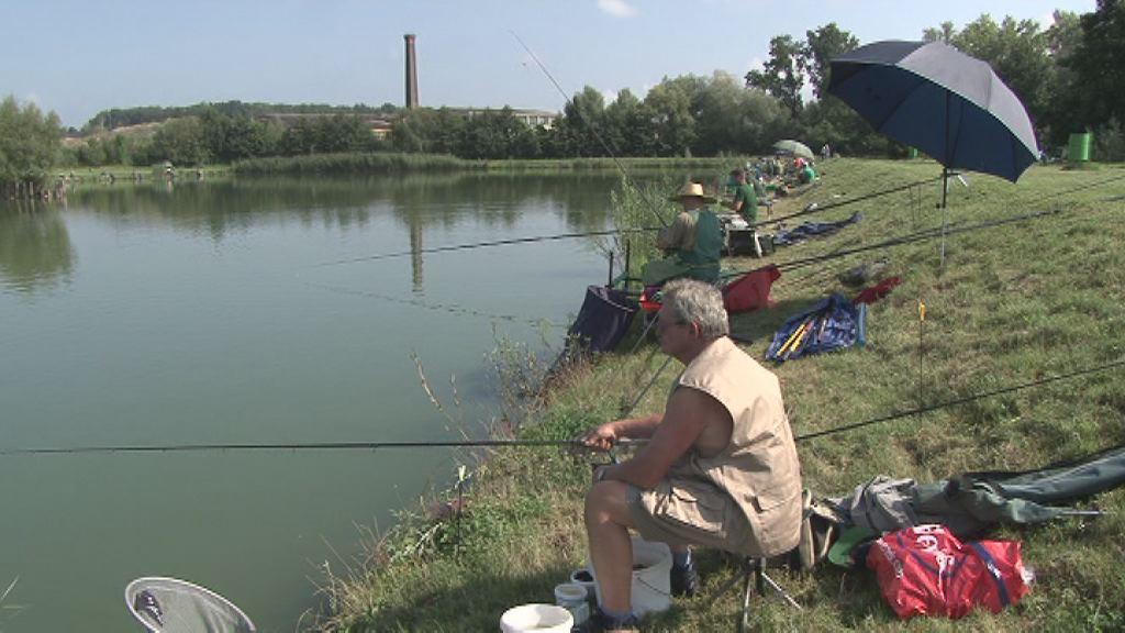 Ribiško tekmovanje veteranov vojne za Slovenijo
