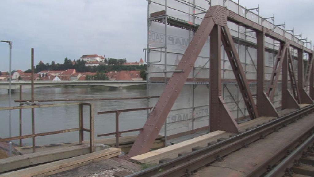 Železniška dela v Mestni občini Ptuj