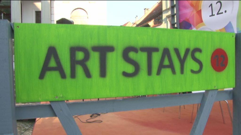 art stays otvoritev
