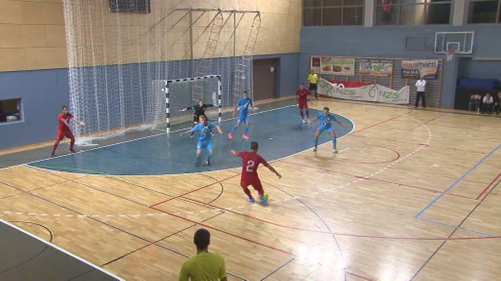 Futsal Slovenija - Portugalska