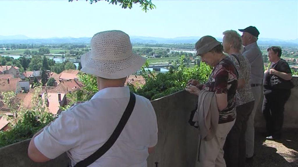 Turisticni poletni utrip