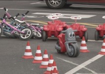 Prometne preventivno-izobraževalne delavnice za otroke