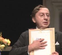 Hotel Modra opica o velikem Ignaciju Borštniku
