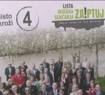 Lokalne volitve 2014 – Lista Mirana Senčarja ZA Ptuj