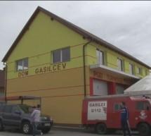 Turniški gasilci v novem gasilskem domu
