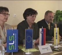 Lokalne volitve 2014 – skupna kandidatka SLS in SDS mag. Darja Galun
