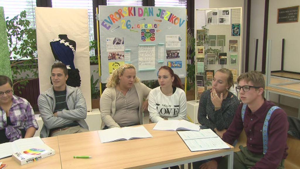 Svetovni dan jezikov na Ekonomski šoli Ptuj