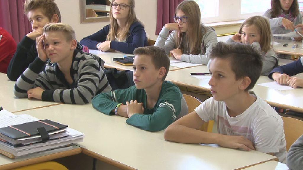 Predstavitev poklicev na Mladiki