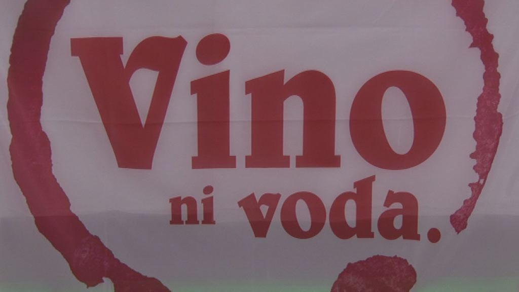 vino ni voda 2014