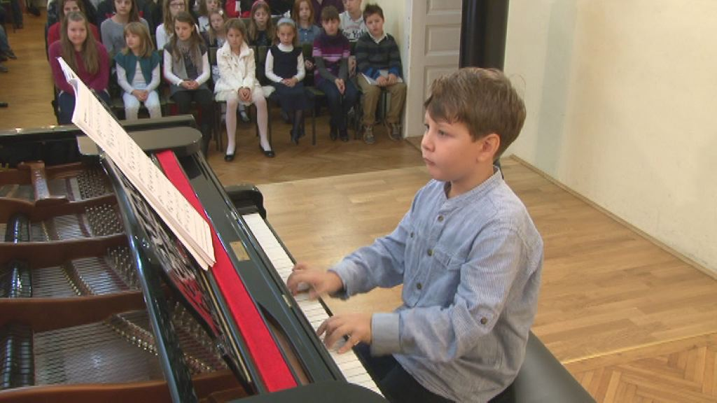 Nastop učencev klavirja Glasbene šole Karol Pahor Ptuj