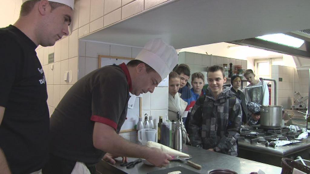 predstavitev poklica kuhar