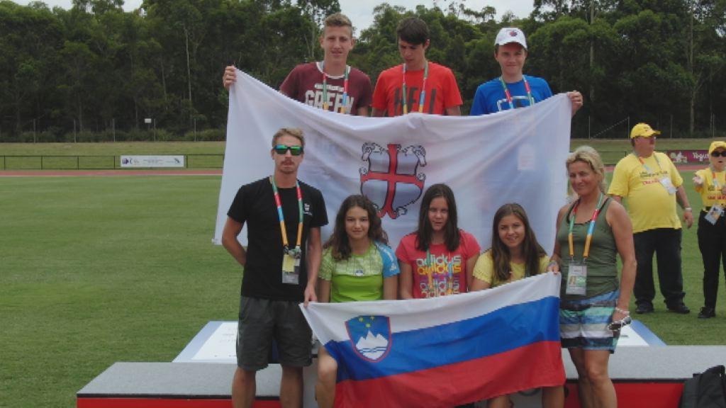 Mednarodne igre solarjev v Avstraliji