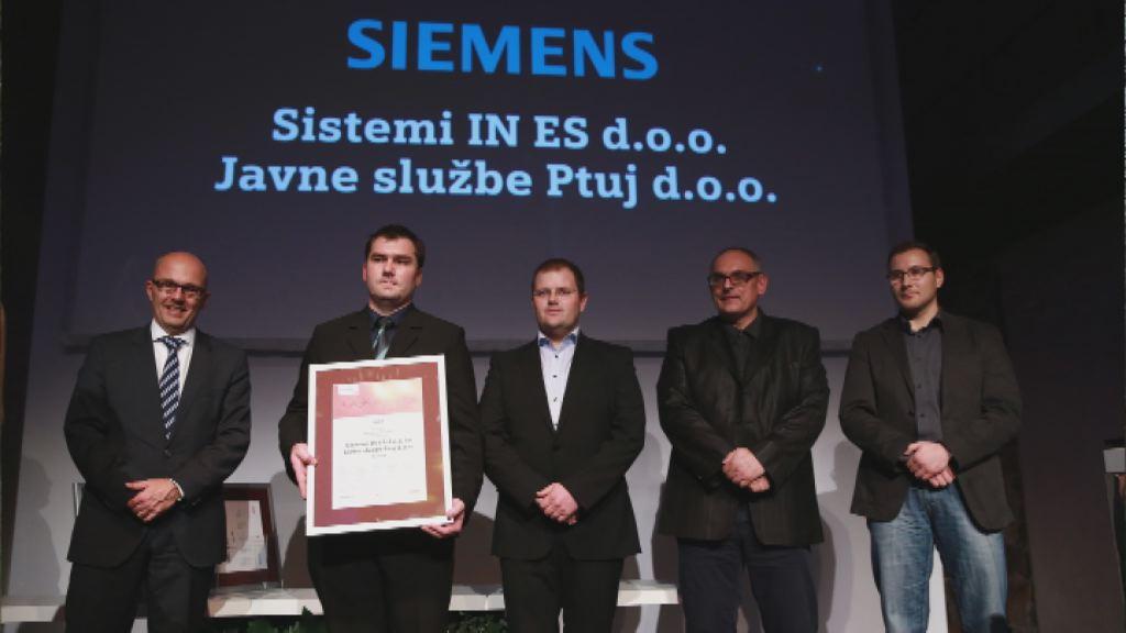 Siemensova nagrada za Javne sluzbe Ptuj