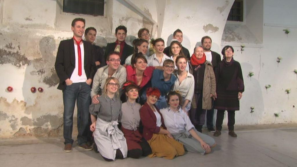 Grenki sadeži pravice v izvedbi Teatra III, DPD Svoboda Ptuj