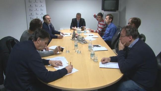 Sešla se je komisija za Športnika leta 2014