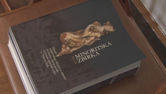 Publikacija o Minoritska zbirka