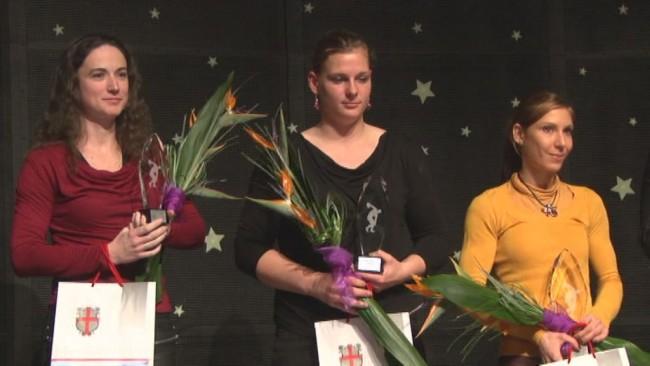 Najboljse sportnice v MO Ptuj 2014