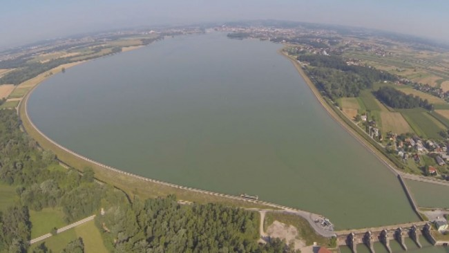 Ptujsko jezero – včeraj, danes in jutri