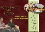 Povabilo na kavo z gostoma Lidijo Ribič in Vladom Miljkovićem