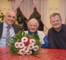 102. rojstni dan Marije Dobravc