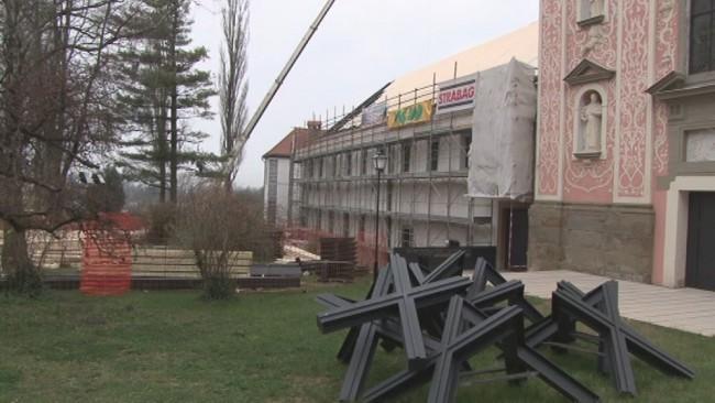 2 faza obnove Dominkanskega samostana