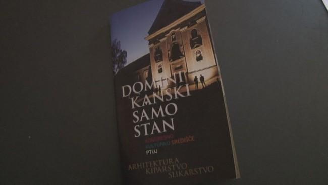 Brošura in predstavitev Dominikanskega samostana