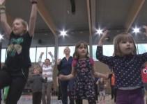 Zabavno-športno druženje otrok staršev, zaposlenih v Talumu
